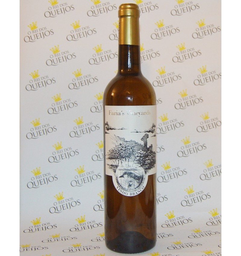 Faria's Vineyards (75cl) - Curral Atlântis